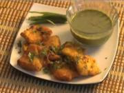 How to make Paneer Pakora