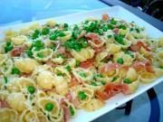 Midsummer'S Night Split Peas And Pasta