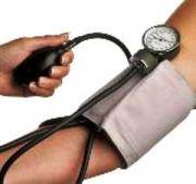 Diet and exercise have major effect on high blood pressure.
