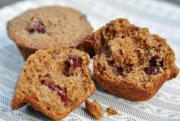 Microwave Bran Date Muffins