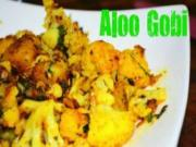 Aloo Gobi - Indian Vegetable