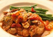Chicken Cacciatore With Italian Style Tomatoes
