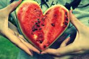 Eating watermelon daily can bring down your LDL, and save you from heart attack