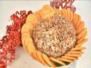 Pineapple Cheese Ball with Pecans