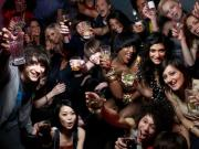Avoid alcohol at the New Year's party if you have had a bad relationship with alcohol.