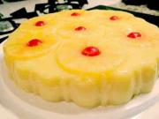 Pineapple Bavarian Cream