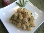 How to Make Jeera Aloo / Spiced Potatoes