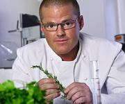 Heston Blumenthal bats for prunes