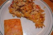 Tuna and Noodle Casserole
