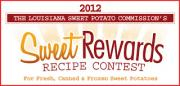 Sweet potato contest in Louisiana