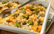Quick broccoli casserole