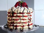 Eton Mess Pancake
