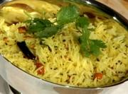 Tangy Mango Rice