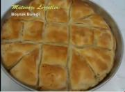 Turkish Bosnak Boregi