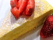 How to Make Japanese Cheesecake ( My Birthday Cake)