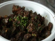 Lamb Pepper Chironji - Spicy Lamb Curry