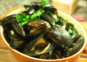 Mussels Brussels Style