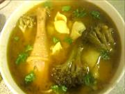 Chicken Soup Latino Style