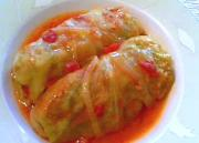 Italian Style Stuffed Cabbage Rolls