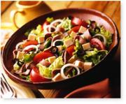 Santa Fe Beef & Hot Pepper Salad