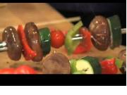 Fruits & Veggie Kabobs