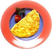 Individual French Omelettes
