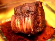 Beef Rump Roast with Barbecue Sauce