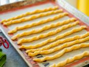 Puffed Cheddar Cheese Twists (Quick & Easy Party Appetizer)
