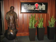 About Weber Grill Restaurant
