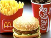 McDonald's food contains many preservatives