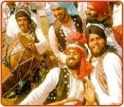 Punjabis Celebrating Baisakhi !!!