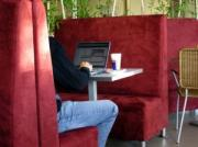 Laptop users banned from coffee shop in Washington, D.C.