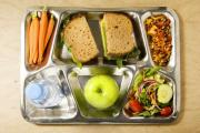 Students give low rating to healthy school lunches