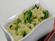 Creamy Macaroni with Broccoli by Tarla Dalal