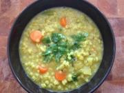 How to Make Veg Barley Soup - Vegetable Barley Soup