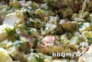 Potato Bacon Salad