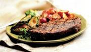 Eating healthy at steak houses
