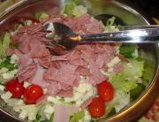 Anchovy Antipasto Salad