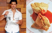 Hrithik Roshan and his love for food
