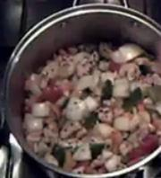 Chicken And Vegetable Chili - Part 1 - Preparation
