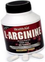 L Arginine supplement
