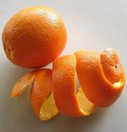 With a few fruits like oranges, nothing goes wasted – yes, not even their skins.