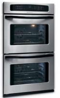 A neat and clean convection oven