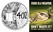Food wastage is in billions every year in America.