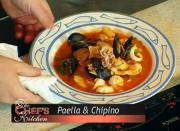 Classic Paella and Cioppino