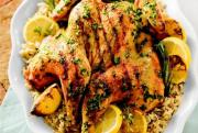 Buttery Garlic Chicken