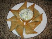 Baking Apollo Spanakopita