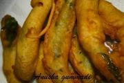 Mirchi Bajji - My favorite