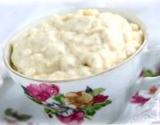 Basic Rice Pudding