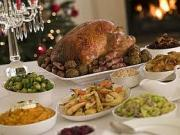 Christmas dinner for your family